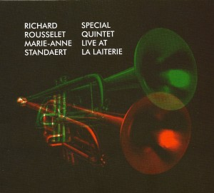 special quintet - live at la laiterie
